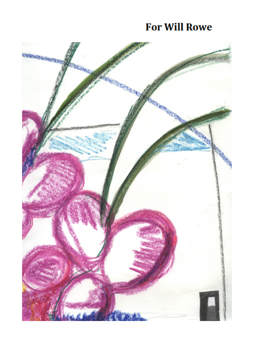 For Will Rowe / Ed. Stephen Mooney / Veer Books