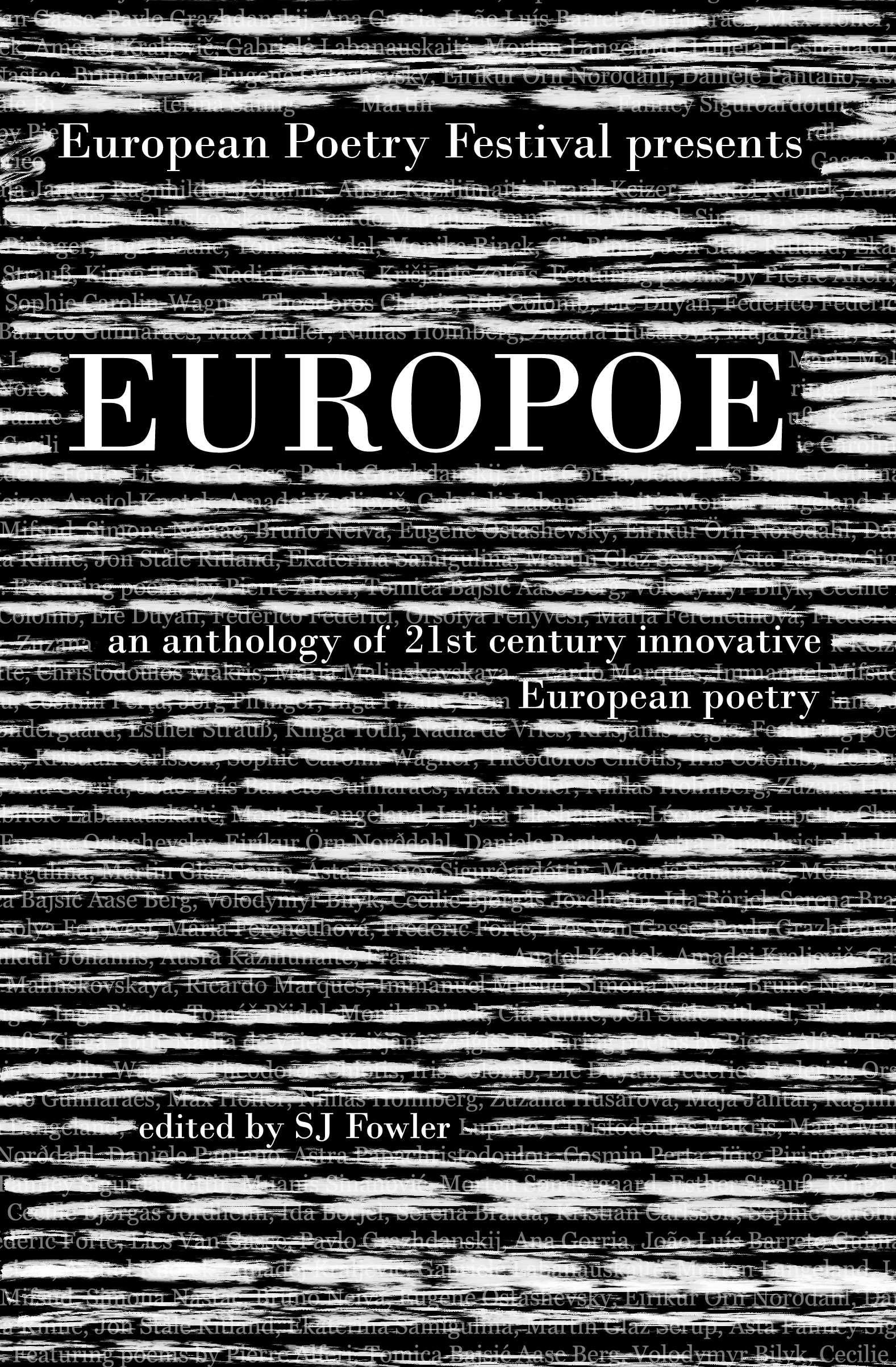 EUROPOE  : an anthology of contemporary European Poetry, Kingston University Press