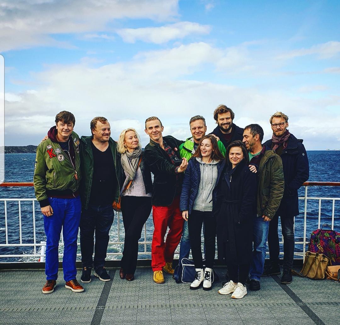 Alesund and Bergen Nordic Poetry Fest 2019