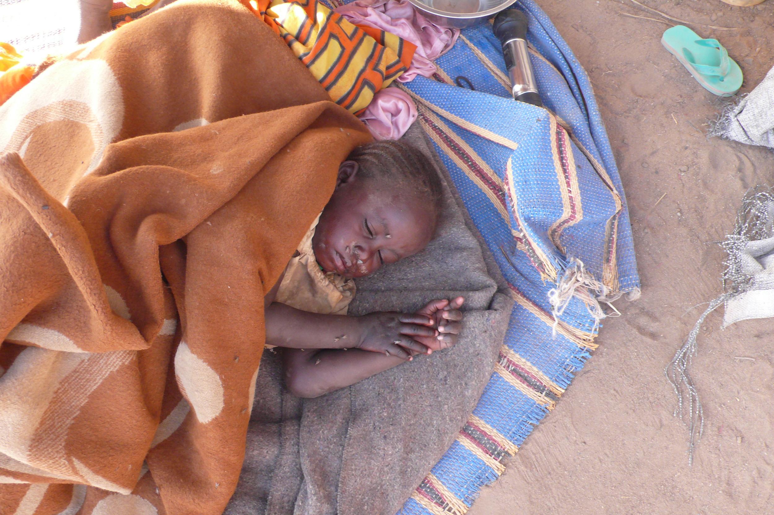 Nursing with Medecins Sans Frontieres