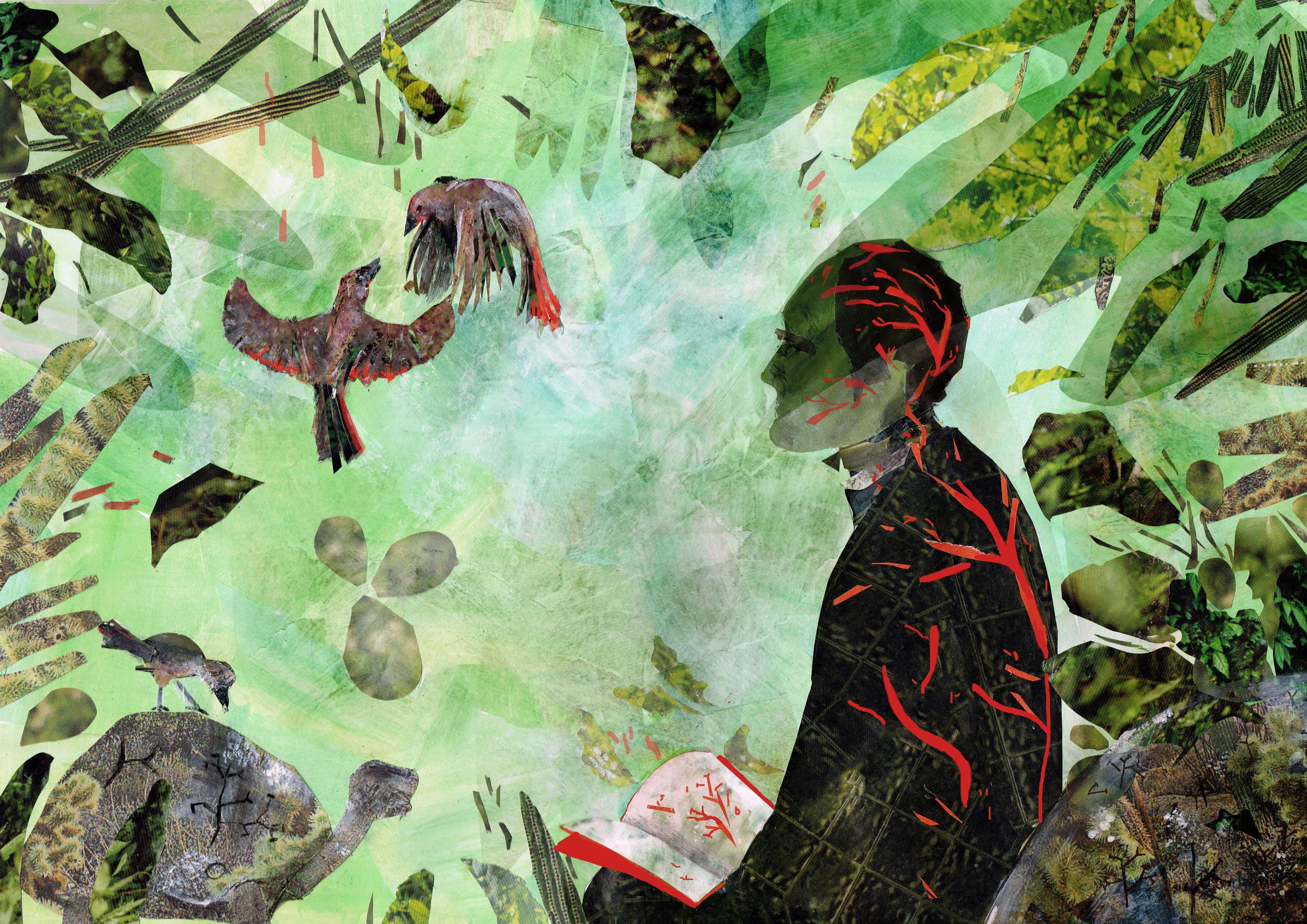 Eureka! No 4: Grace Russell on Charles Darwin
