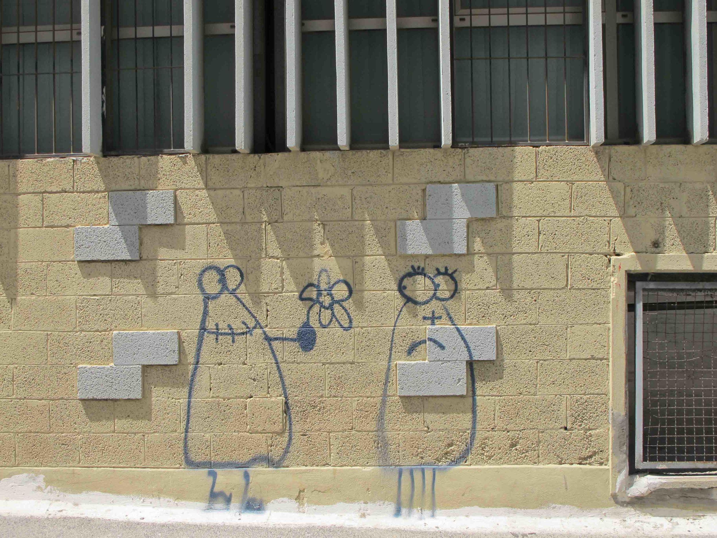 GRAFFITI AND STREET ART IN TEL AVIV
