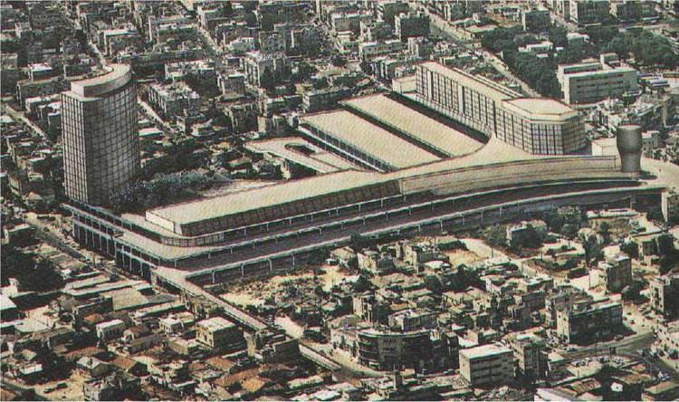 תחנה מרכזית בתל אביב