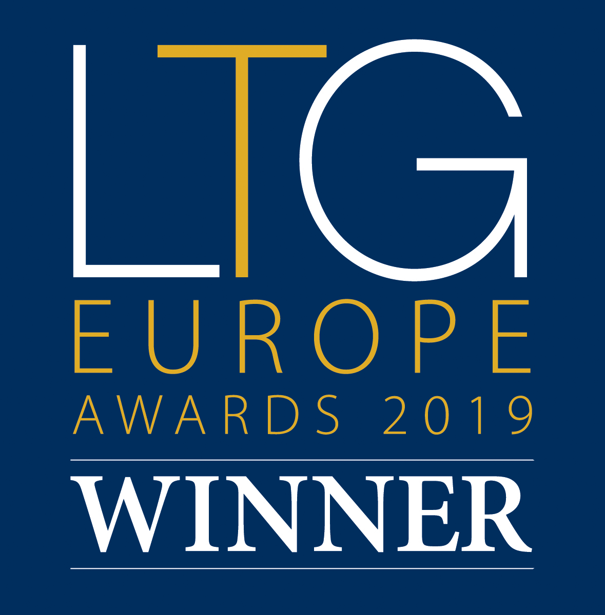 CTLV is proud to be a 2019 winner for the Europe Luxury Travel Guide