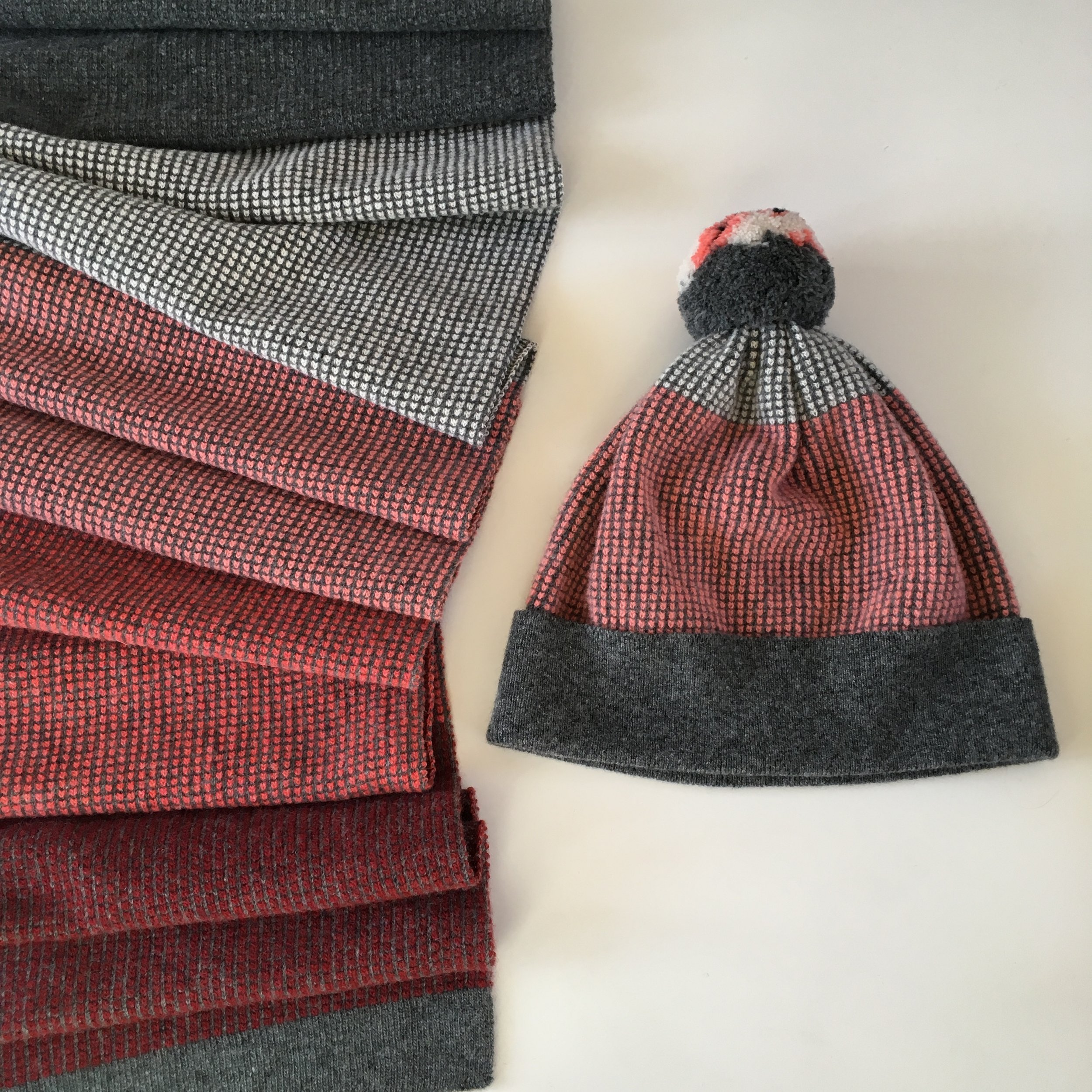 Jura Hat and Scarf