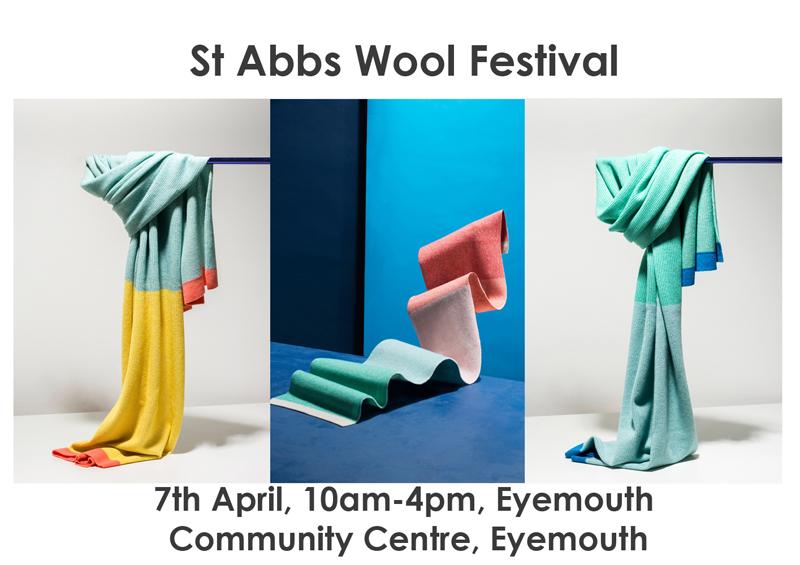 St Abbs Wool Festival, Collingwood-Norris