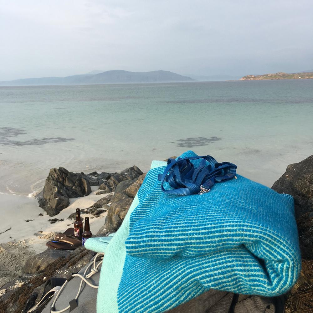 Iona Blanket Scarf