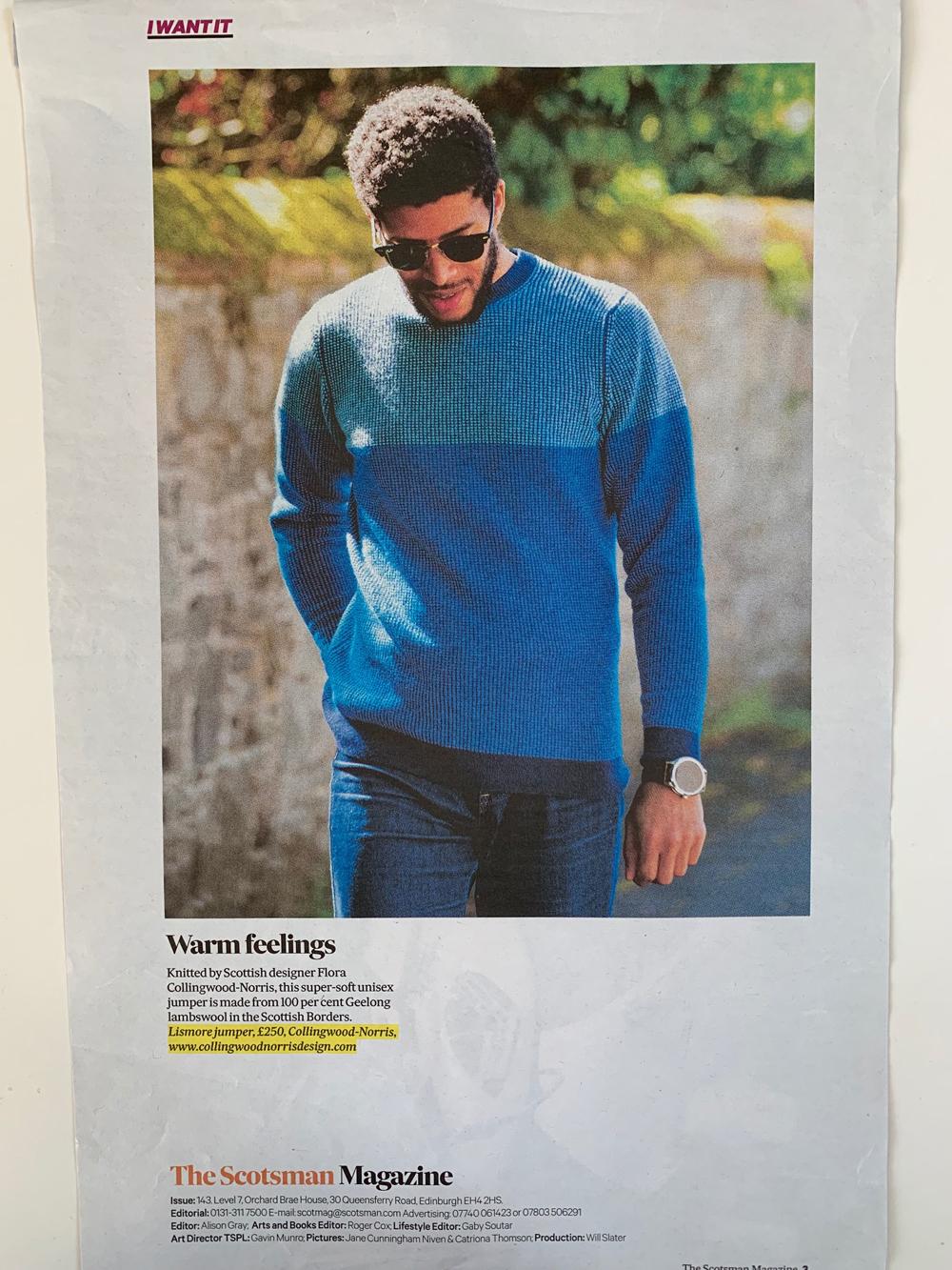 The Scotsman Magazine, June 2018