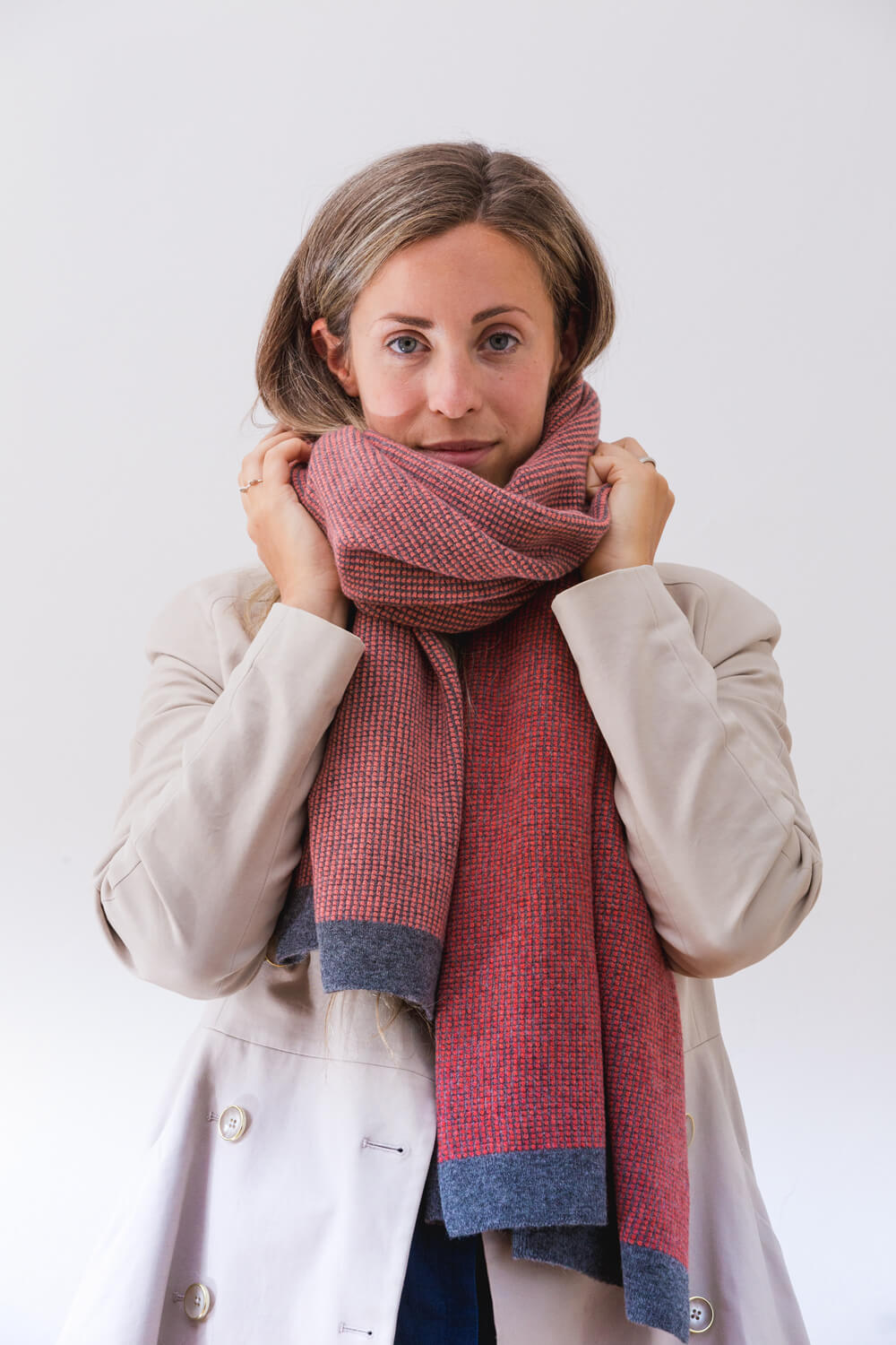 Jura Blanket Scarf- available while colours last.