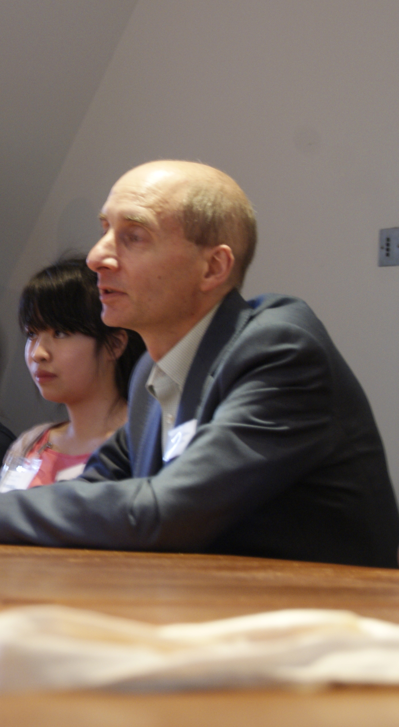 Lord Adonis speaks with RF Young people ahead of launch