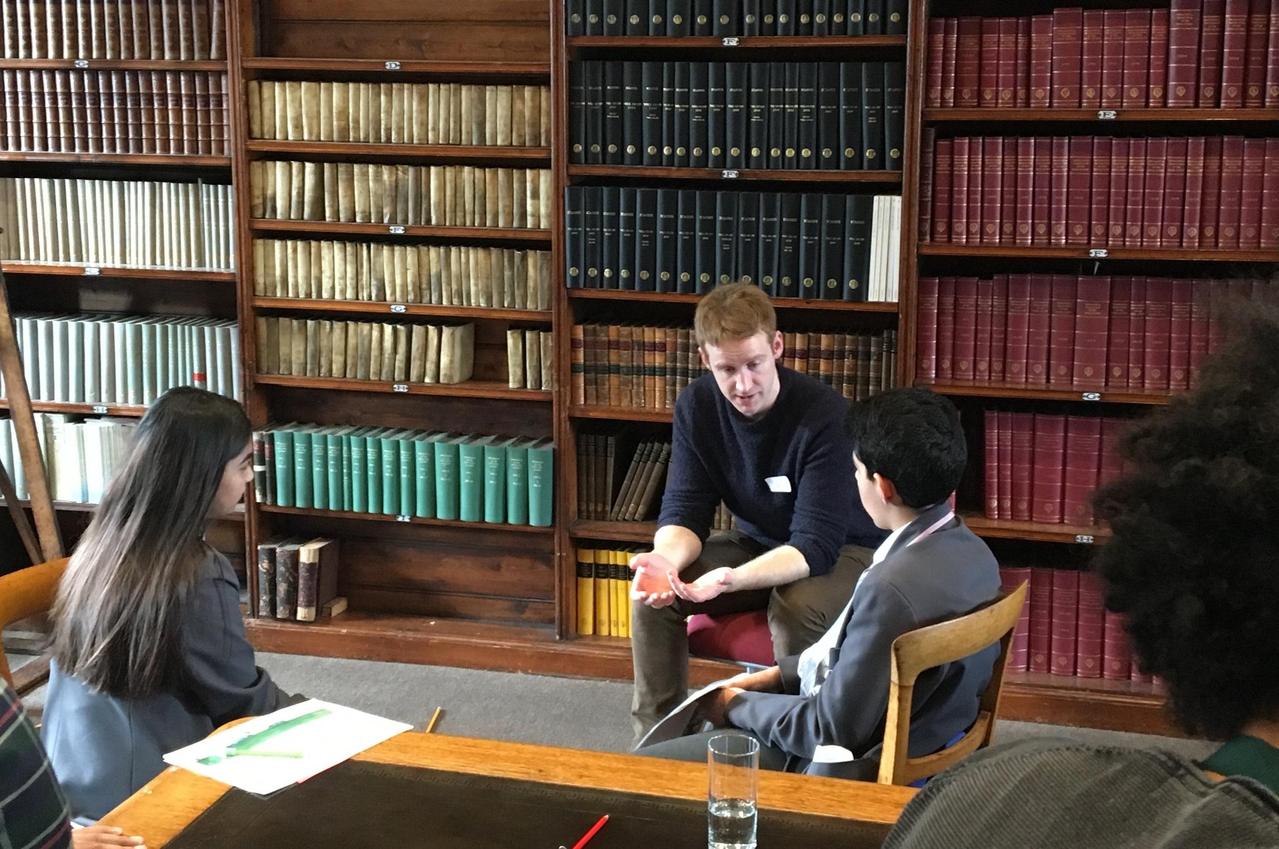 Mentoring Day at Royal Astronomical Society