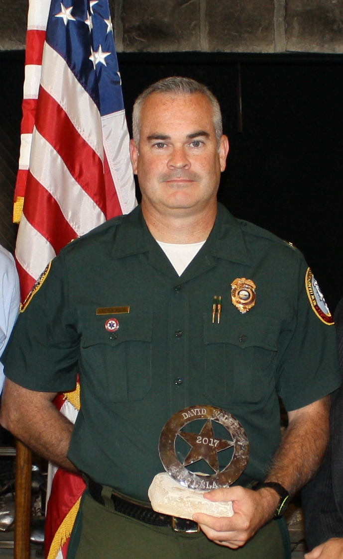 Officer David Walsh, New Hampshire Fish and Game Department