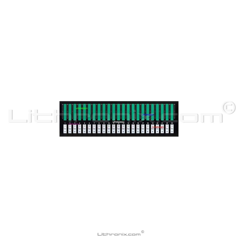 Komori Lithrone 40 PQC-III  Console Ink Key Membrane