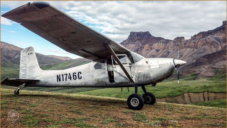 McCarthy Air Cessna 180.