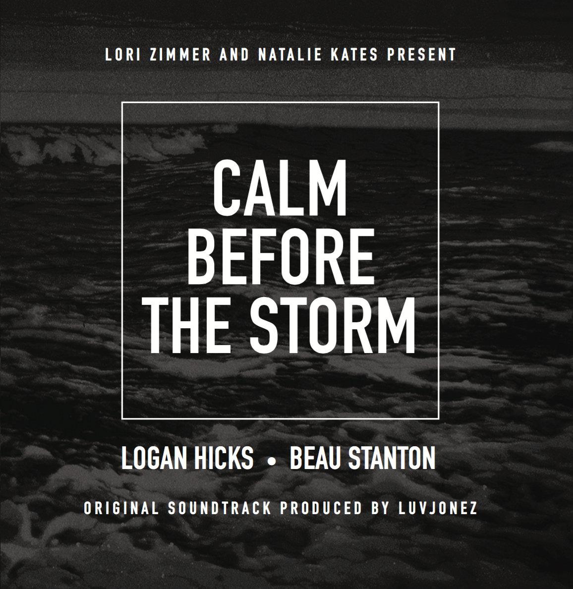 Logan Hicks X LuvJonez - Calm Before The Storm OST