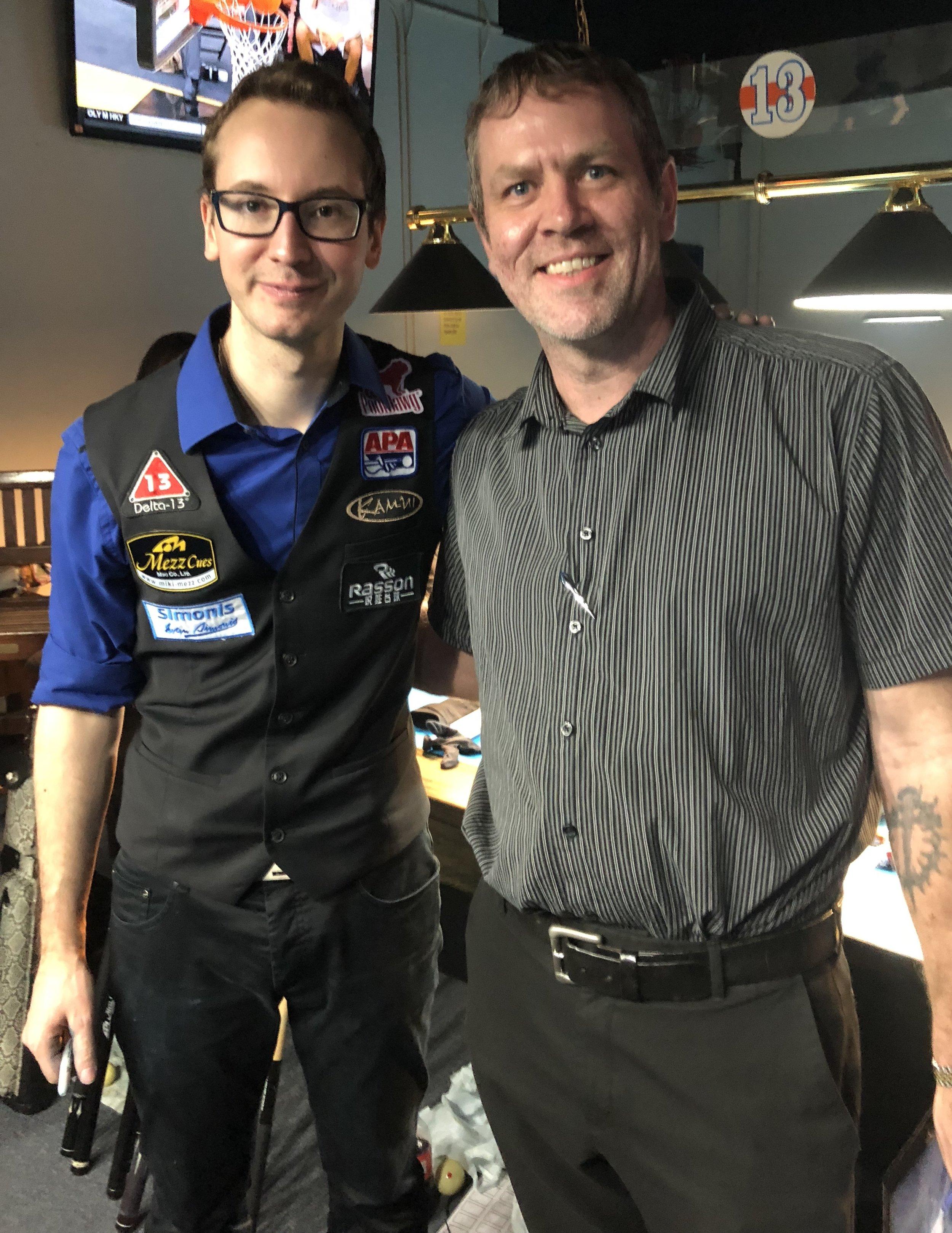 Florian and Tim - Florian