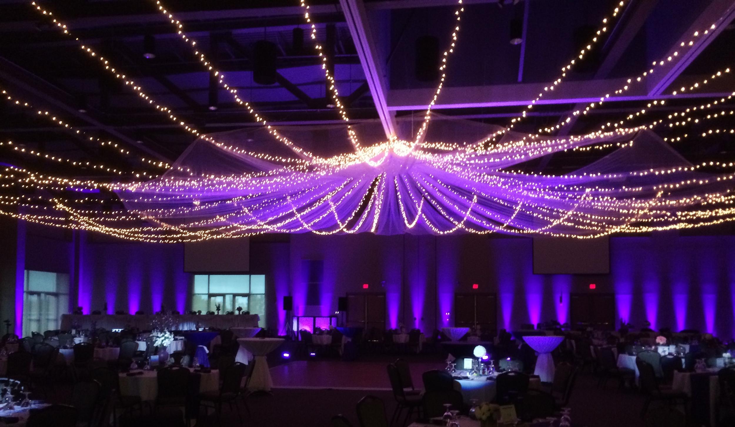 Wedding Reception - Fayetteville Town Center