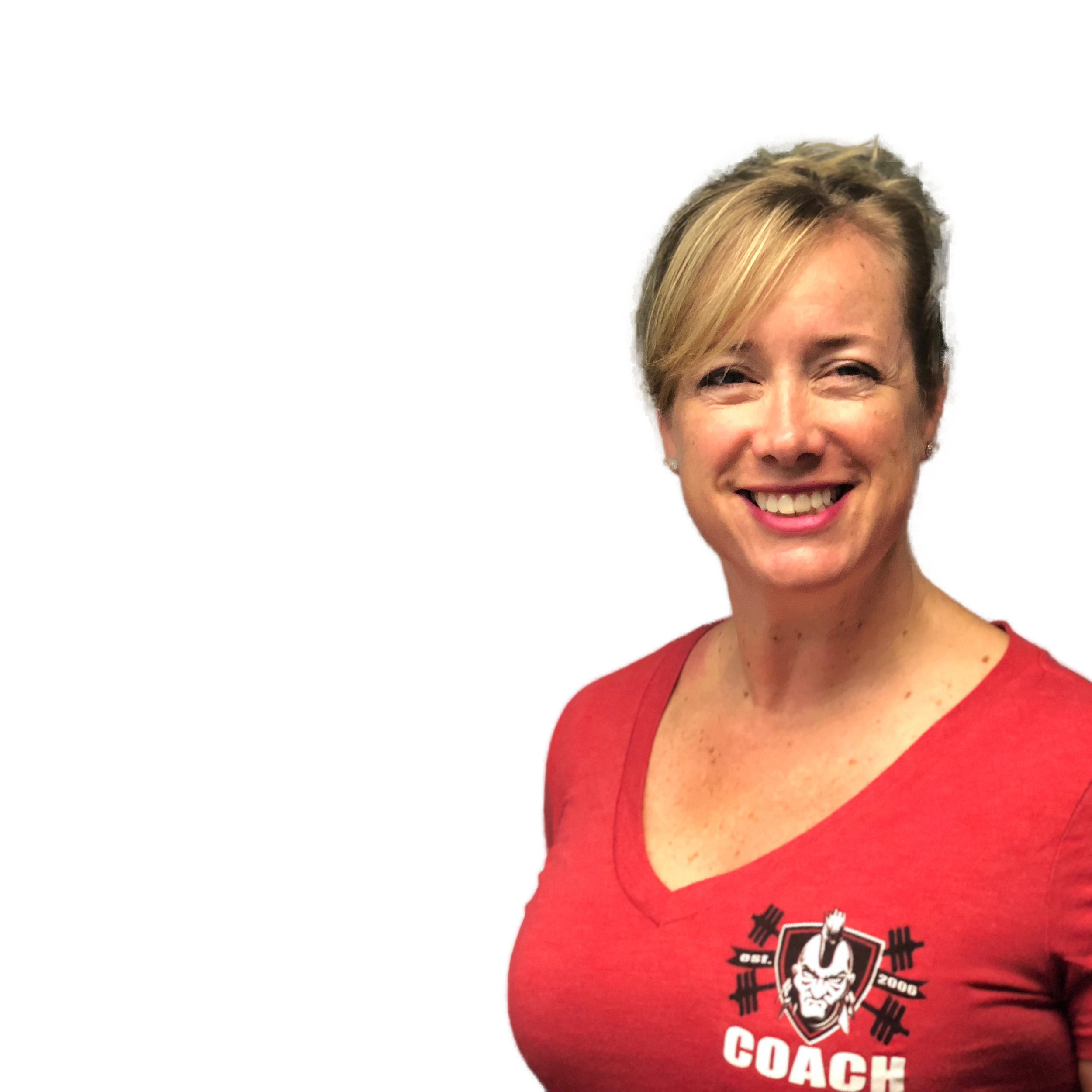 Paige Chapman    Gym Manager   CFL1, CFL2, CFWL, CFD, USAW1, UCRow2 - JSACF & Indoor Rowing