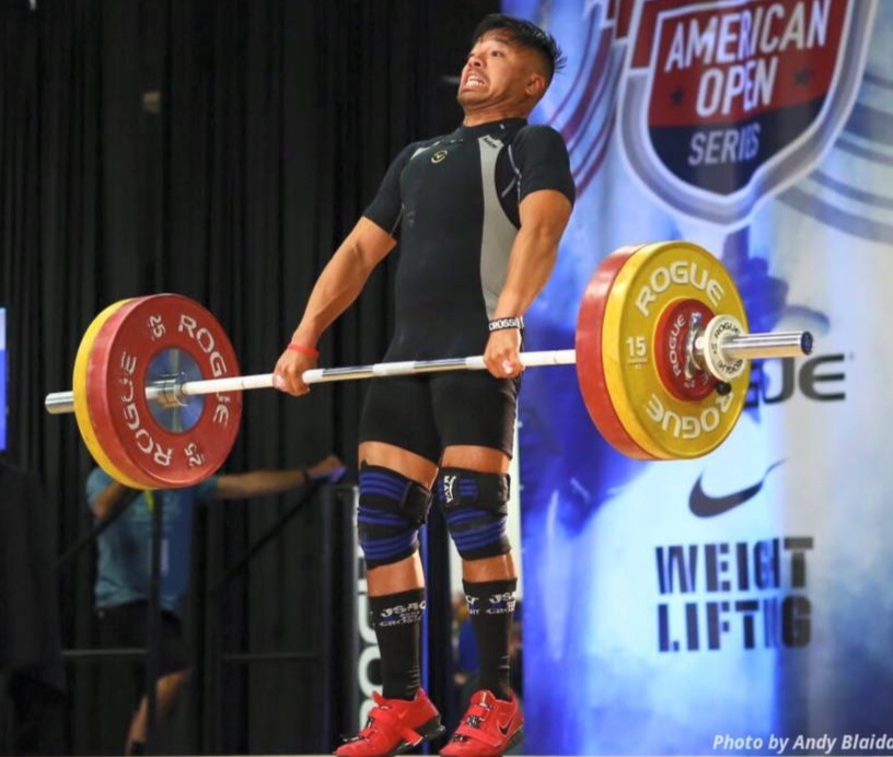 Weightlifting - Where goals become accomplishments through strengthening the body and athletic will through Olympic lifting.