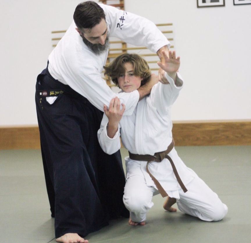 martial Arts - Be prepared for life with this modern Japanese self-defense Aikido martial art for adults, teens, and children used by military and police around the world.
