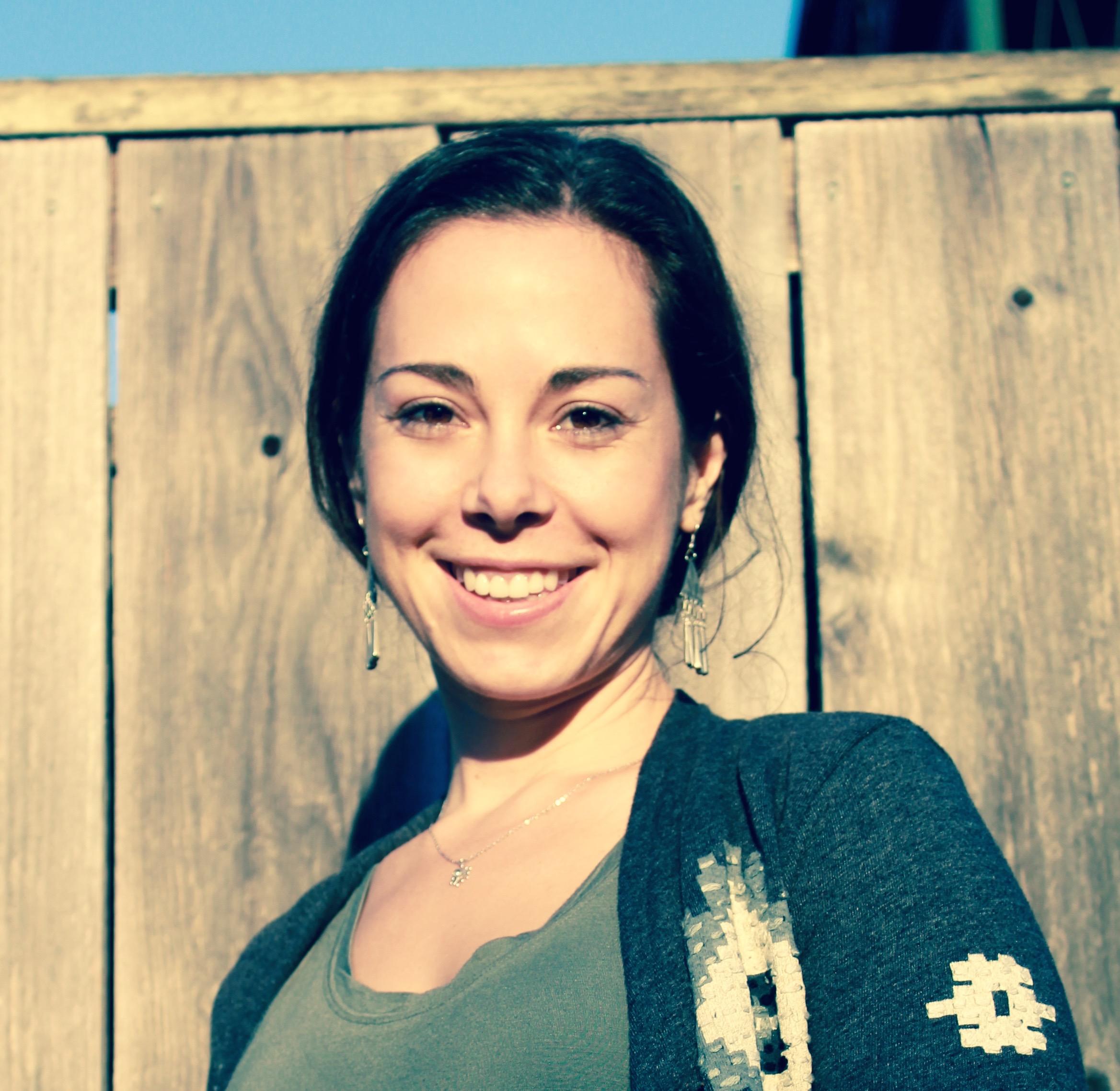 Megan K. Salmon, MFT Somatic Psychotherapist