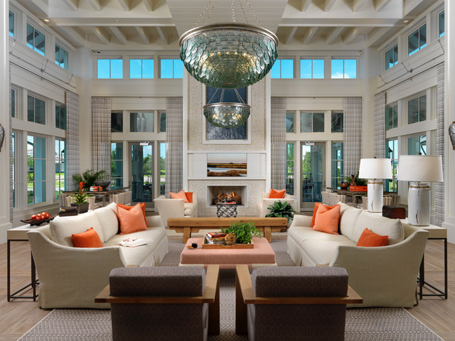 Ansana Interior Design Arbor Grande Luxury Clubhouse