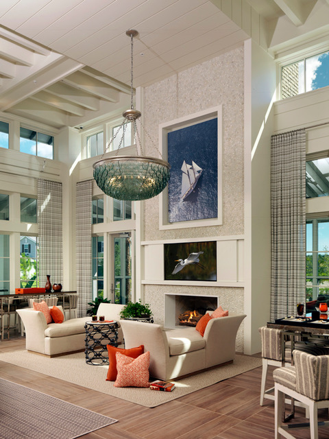 Ansana Interior Design Luxury Clubhouse Sarasota Resort
