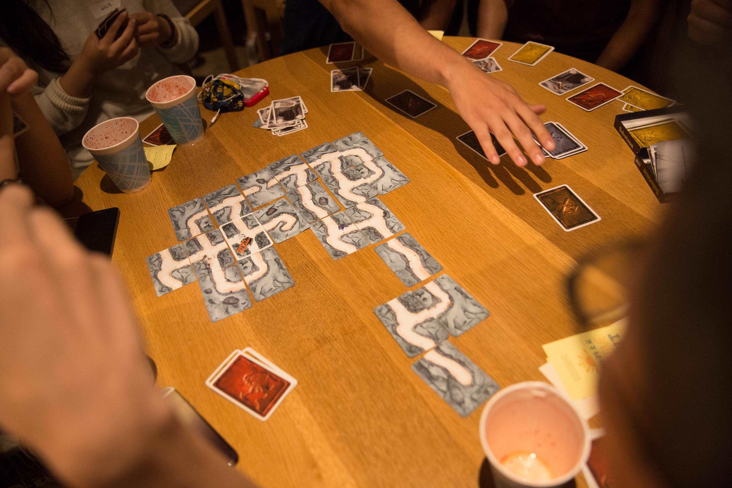 Smoothies & Boardgames