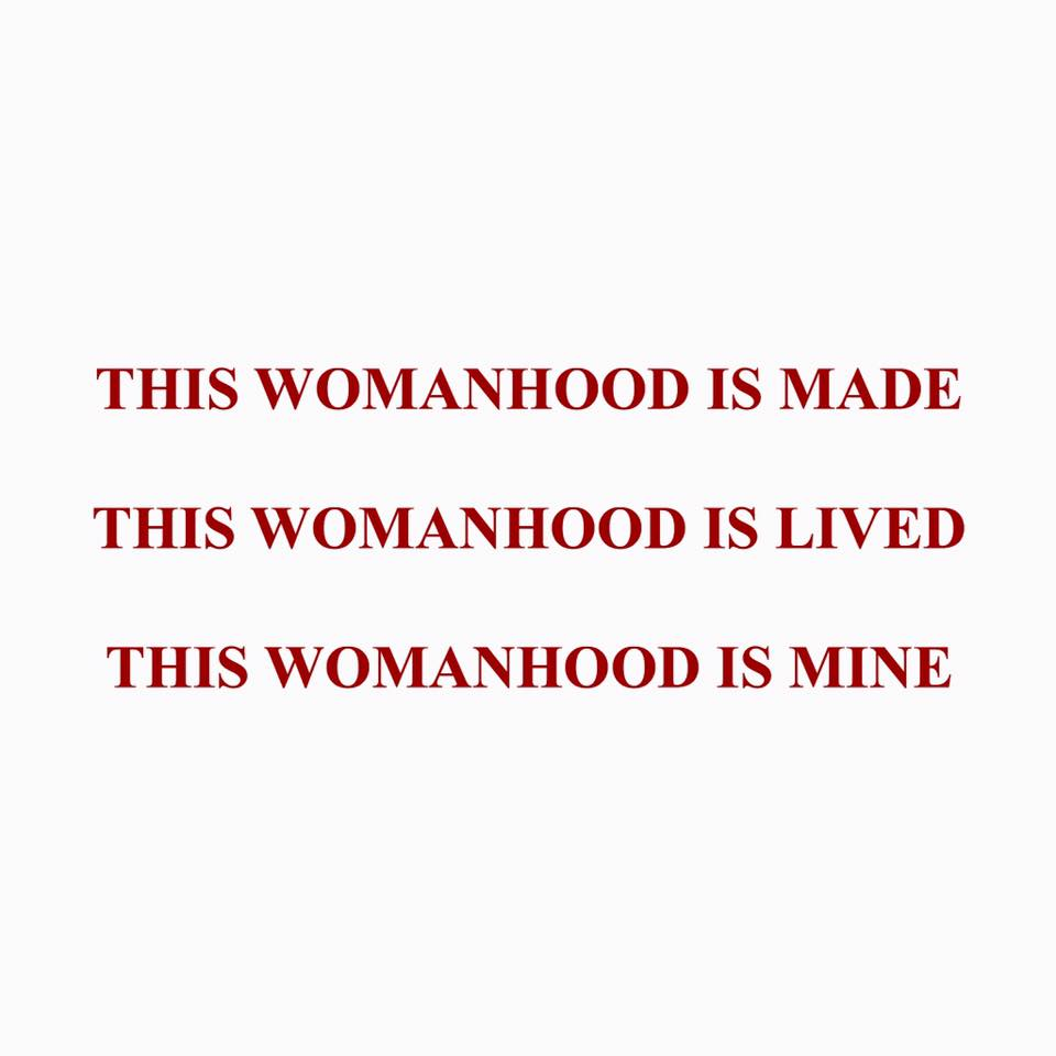 T H I S WOMANHOOD is a blog of essays.    website