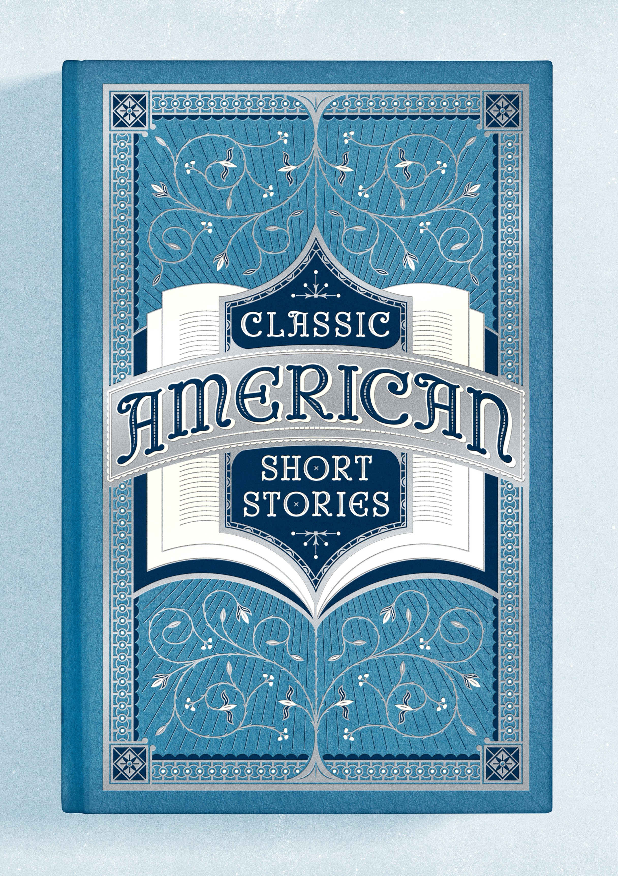 RGeroni_ClassicAmericanShortStories_Barnes&Noble