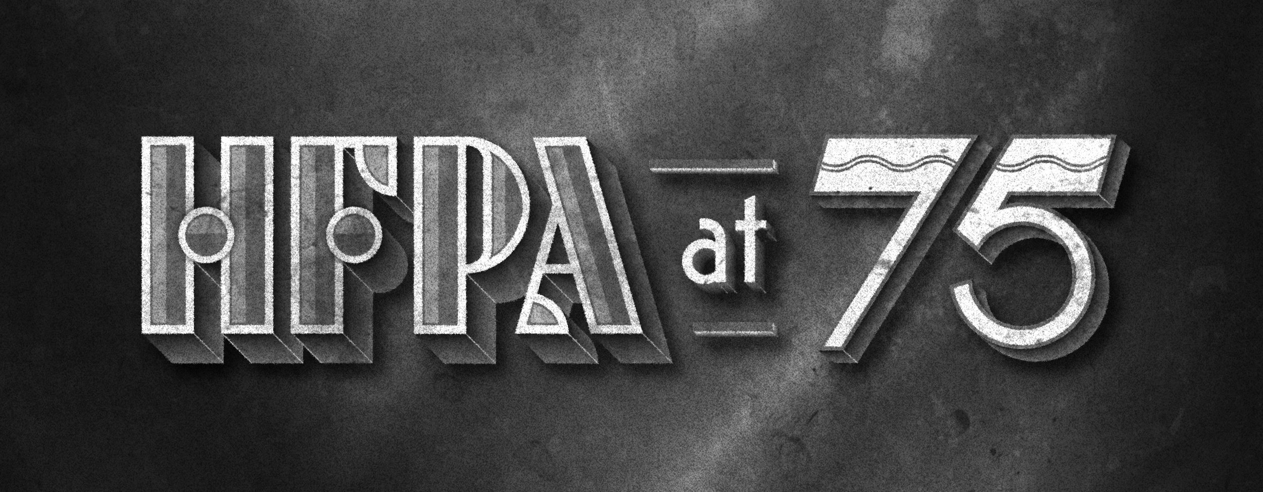 The Hollywood Foreign Press Association at 75 •  Lettering & Typography
