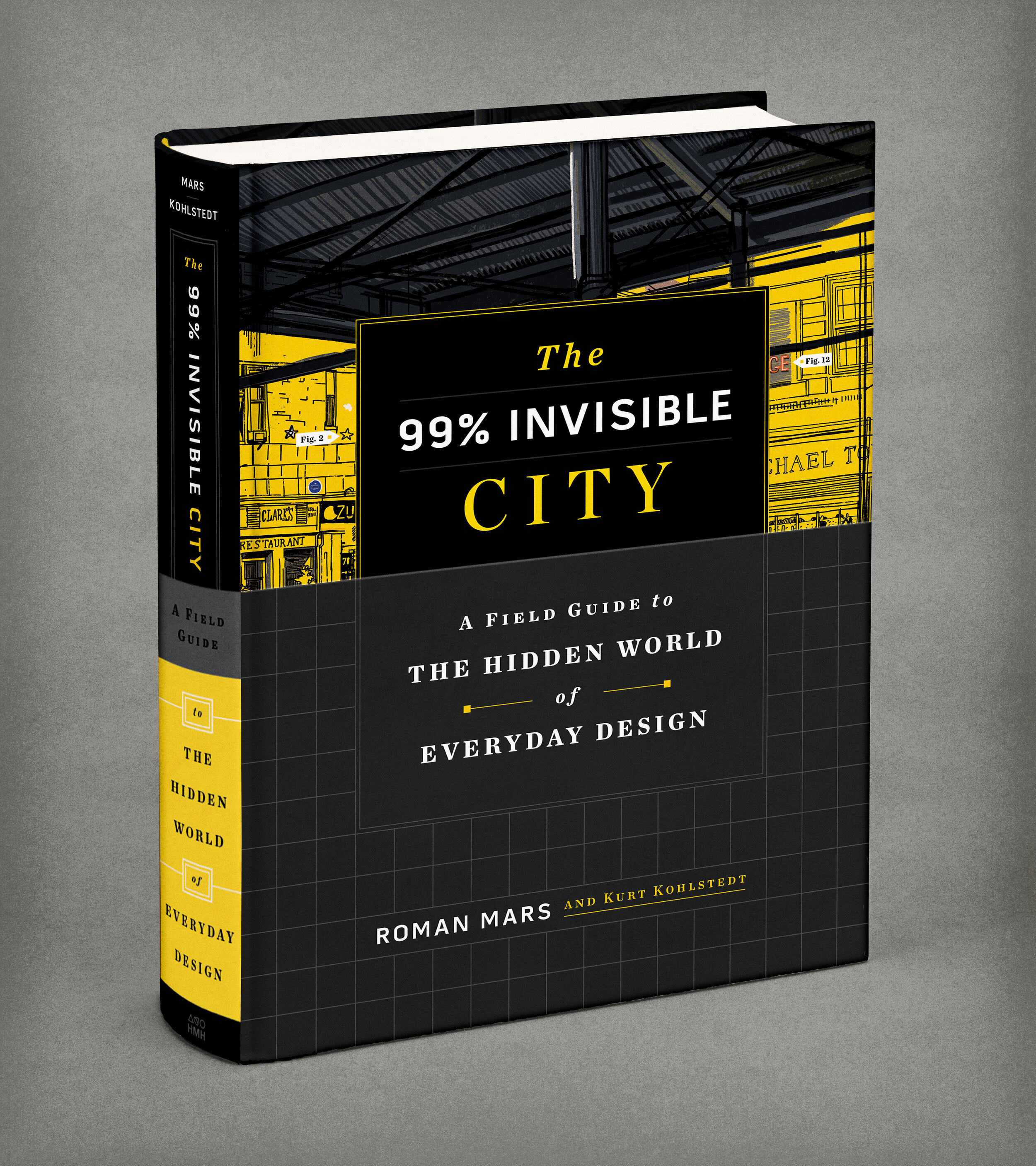 The 99% Invisible City — Raphael Geroni
