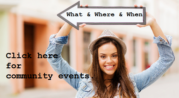 Learn about local events.