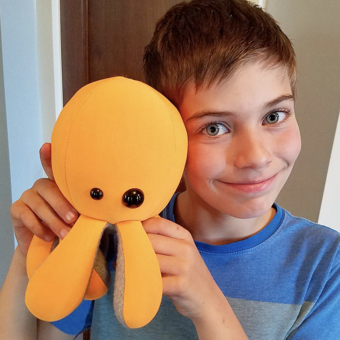 An Octopus Buddy For Life -