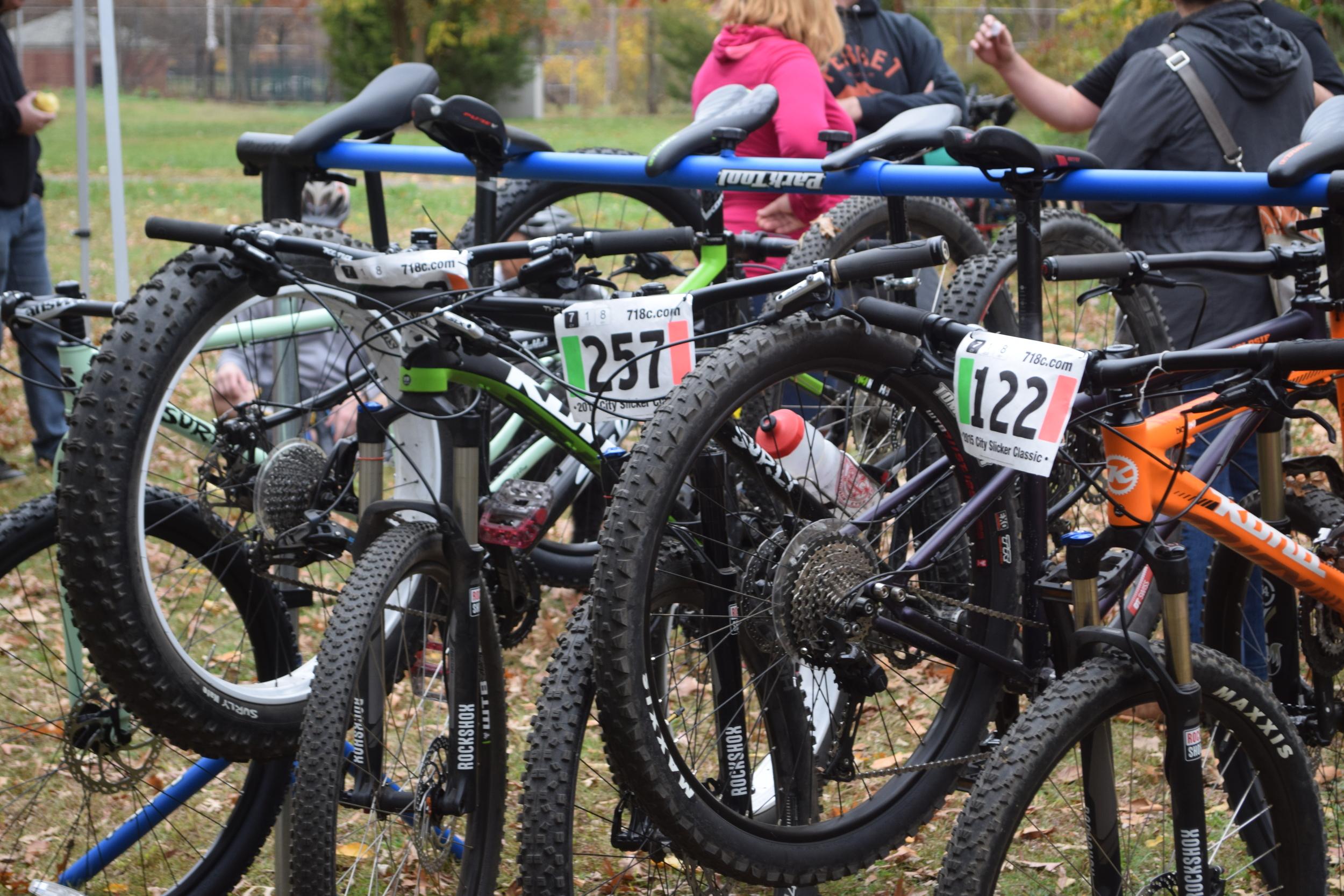Photo courtesy of 718 Cyclery