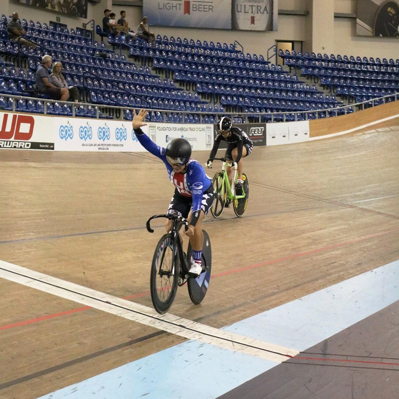 Photo:  Velo Sports Center