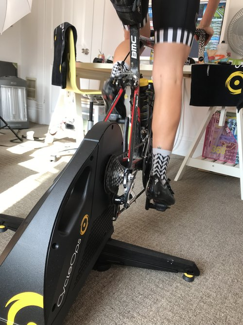 Product Review: CycleOps Hammer Smart Trainer — Pretty