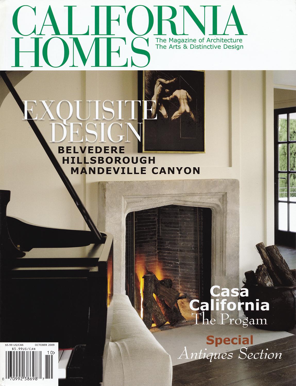 California Homes  October 2oo9    READ MORE