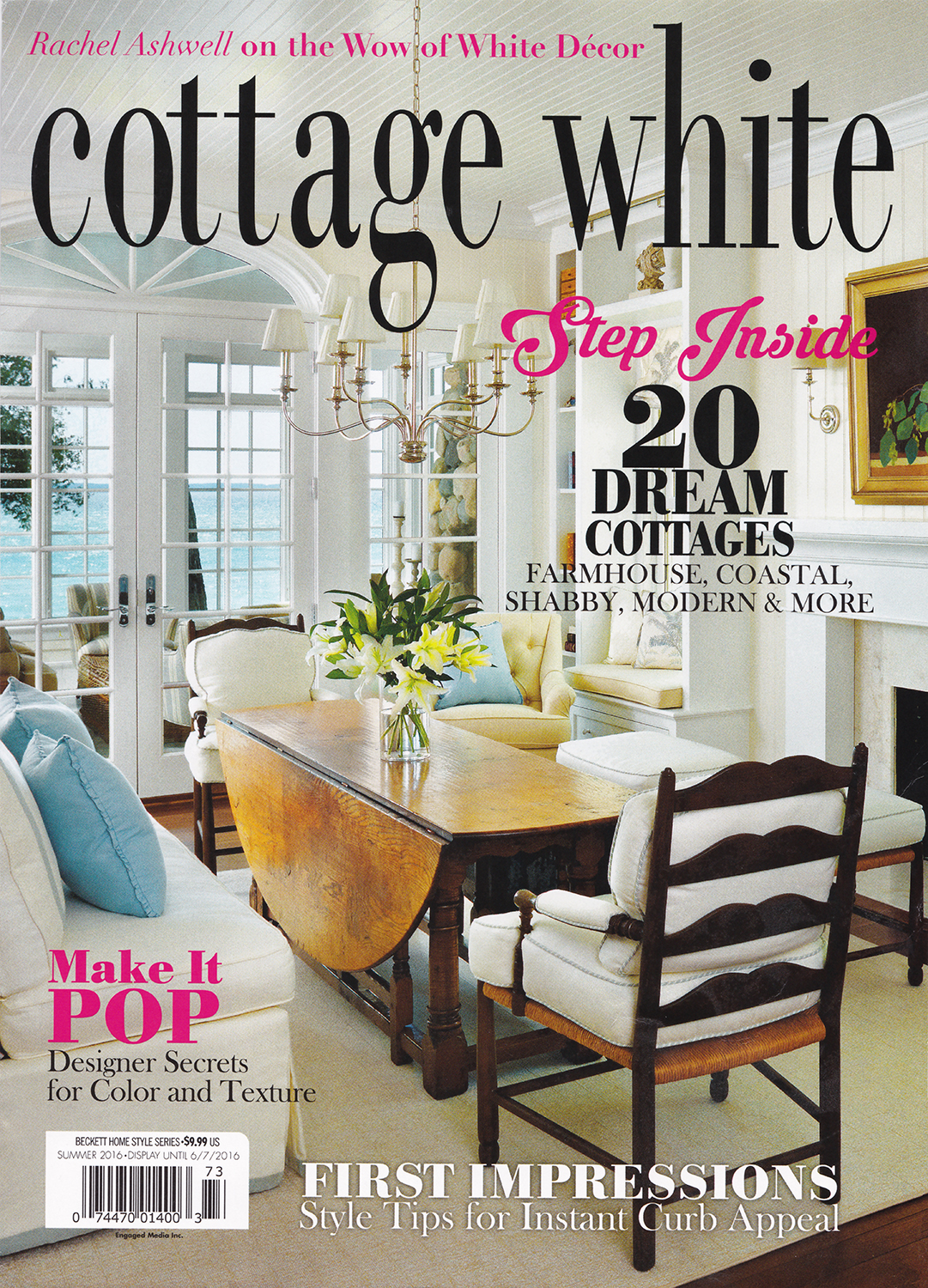 Cottage White  Summer 2o16    READ MORE