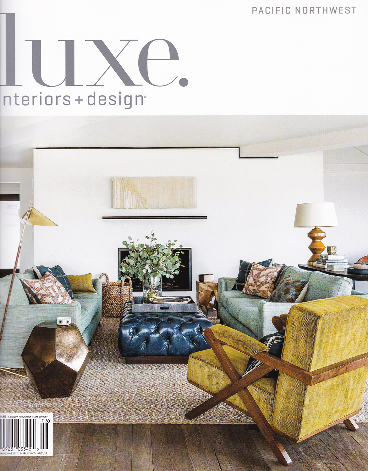Luxe  June 2o17    READ MORE