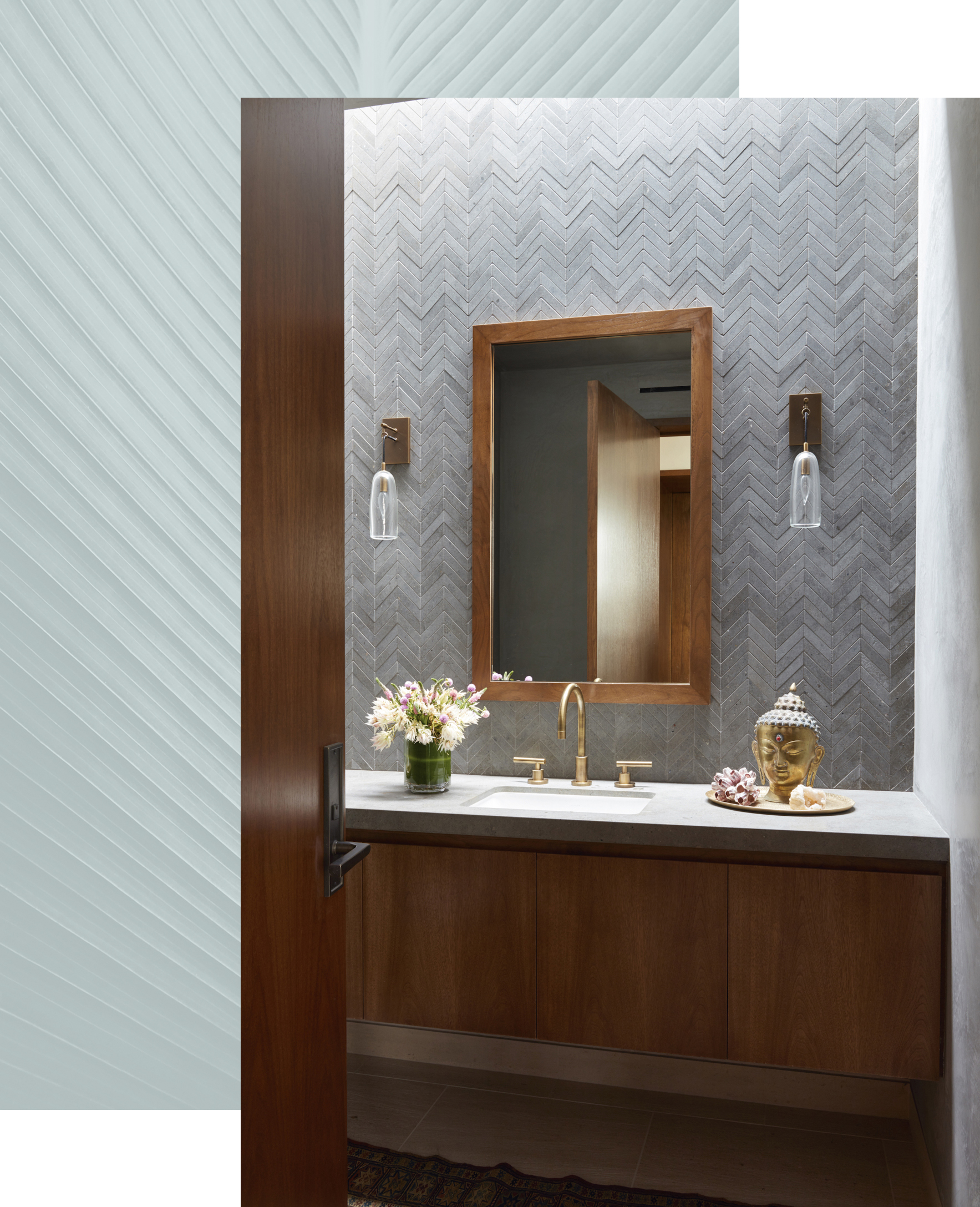 3rd and The Strand Powder Room with Blue Texture.jpg