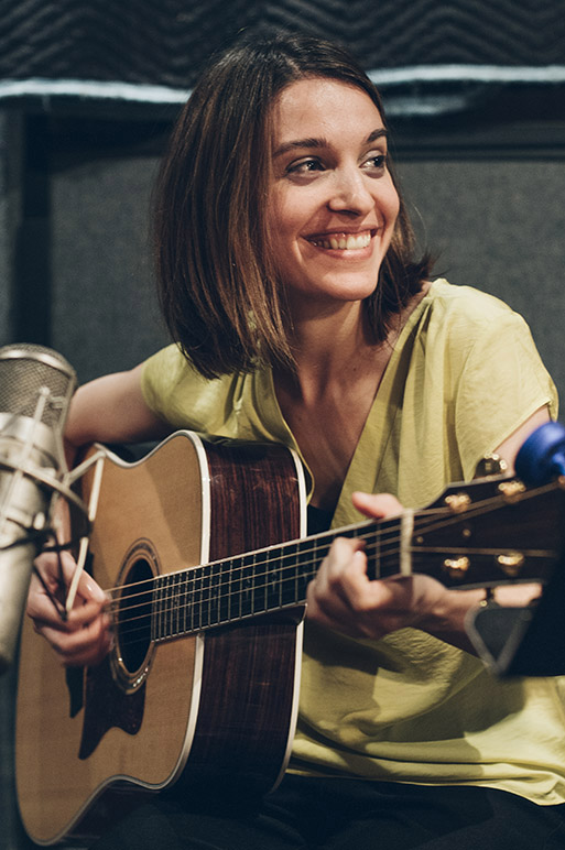 Octavia Romano, MSR Studios NYC 2015
