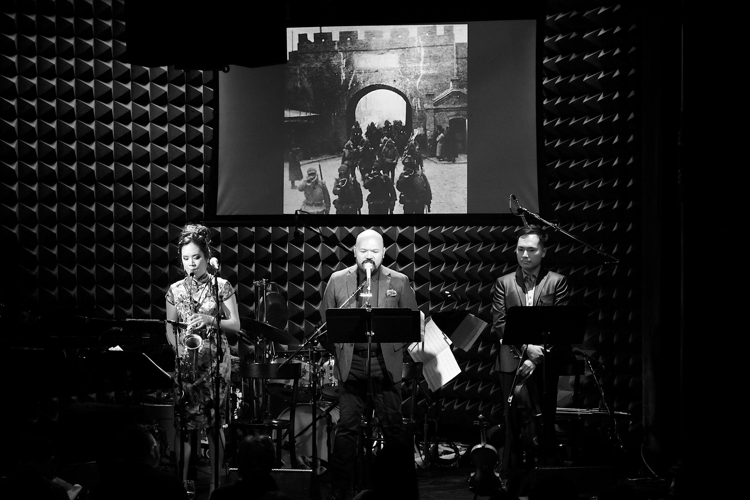Joe's Pub, NYC, Comfort Girl World Premiere,  March 2019