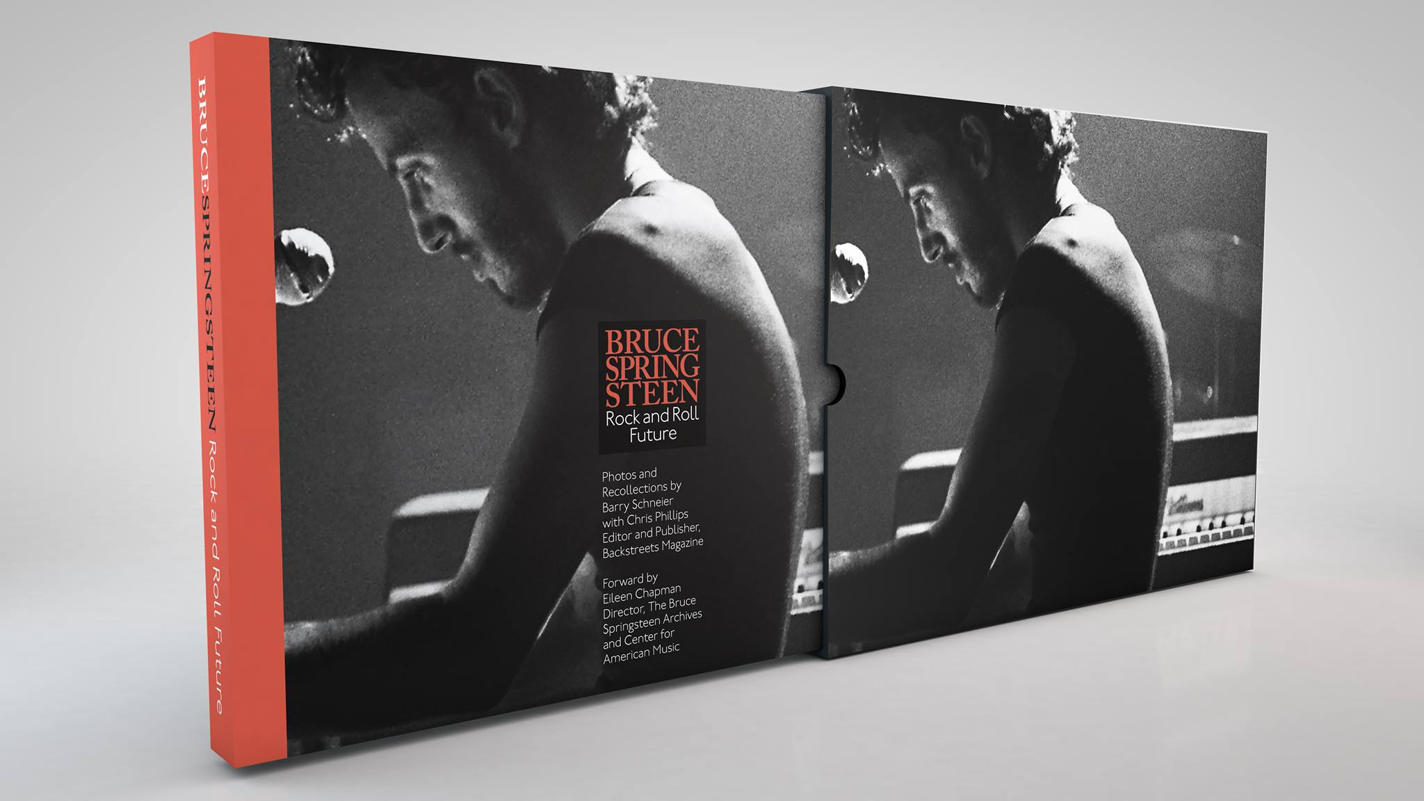Cover with Limited Edition Slipcase