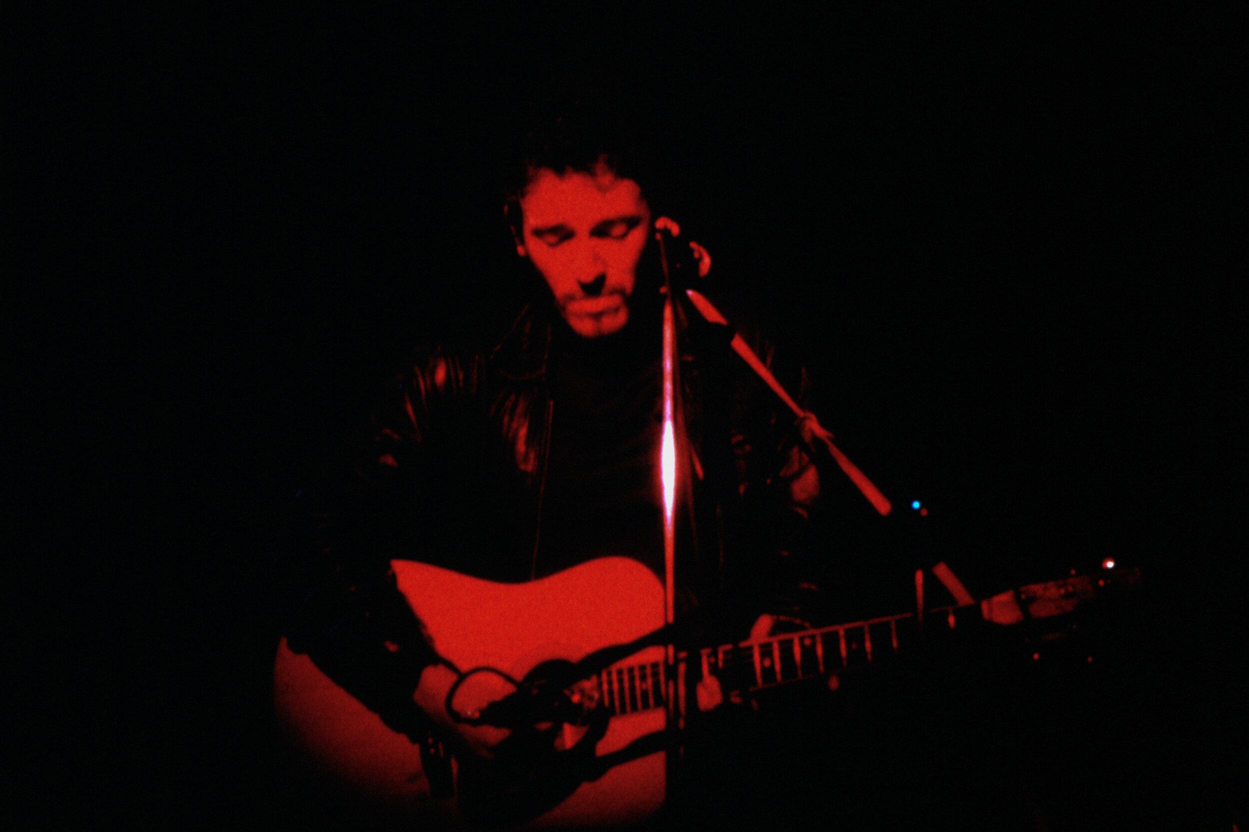 "Bruce Springsteen performs ""New York City Serenade"" Harvard Square Theatre May 9, 1974"