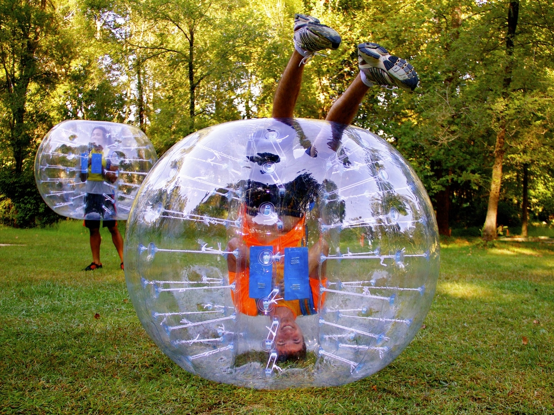 Baltimore Bubble Ball Soccer