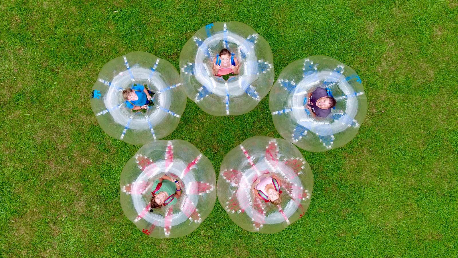 BubbleBall Maryland Birthday Party