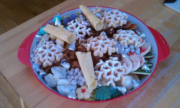 A great cookie tray has multiple layers of surprise.