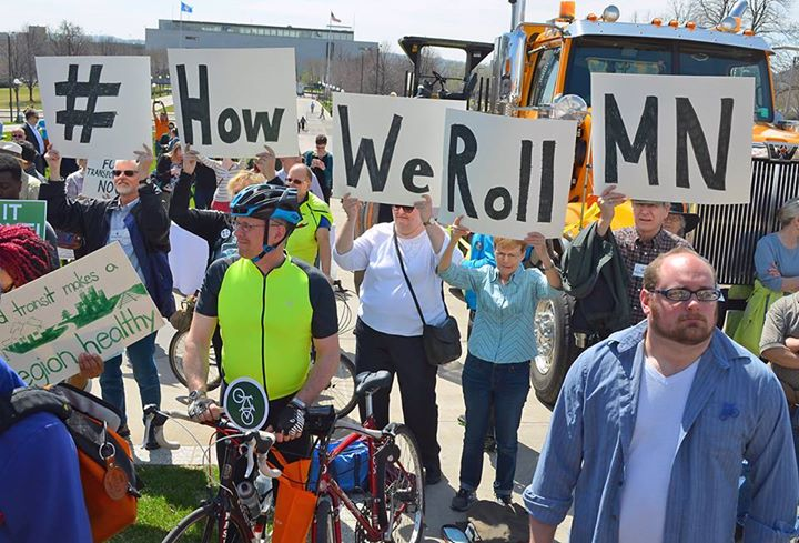 How we roll today is without any real feedback. The Move MN proposal would put that disconnect on steroids.