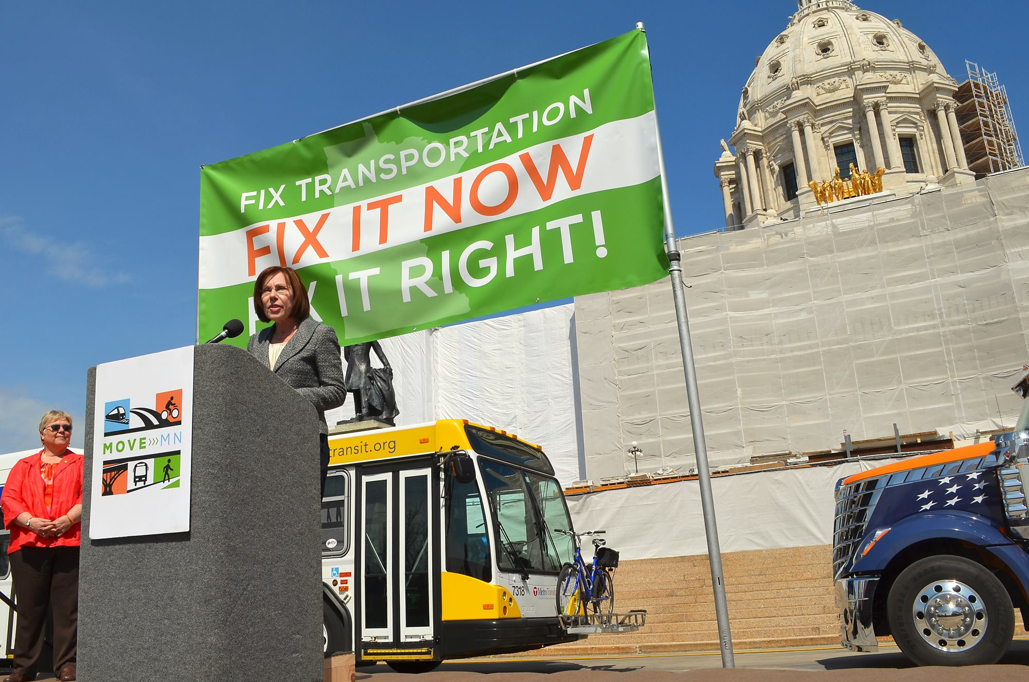 """Do we really """"fix transportation"""" justby spending a lot more money doing what we've shown isn't working?"""